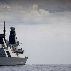 Russia Says it Chases British Destroyer Out of Crimea Waters