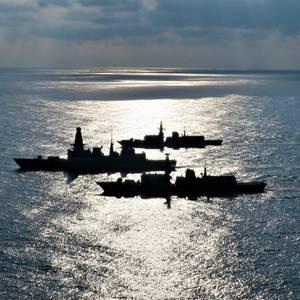 UK Royal Navy Tests AI at Sea to Counter Missile Threats
