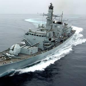 UK Royal Navy Seizes $15,3M Worth of Drugs in Arabian Sea