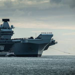 UK to Permanently Deploy Two Warships in Asia