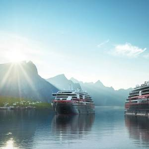 Cruise Shipping: 'Green Cruising' with Hurtigruten