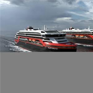 Hurtigruten, Kleven Ink Explorer Ships Construction Deal