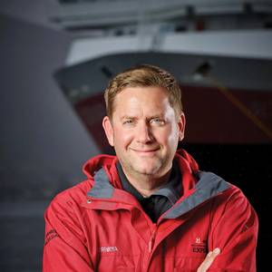 Interview: Dan Skjeldam, CEO, Hurtigruten