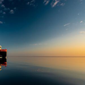 Hurtigruten Hybrid Completes NW Passage Trip