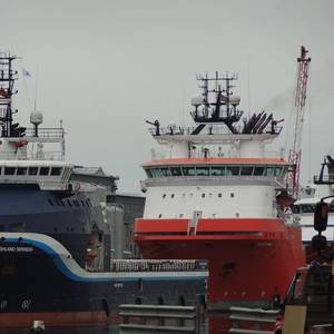 OSVs: Restarting that Idled Vessel