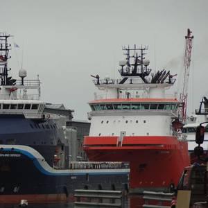 OSVs: Restarting that Idled Vessel