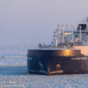 Novatek Ships First LNG Cargo to Japan via Northern Sea Route