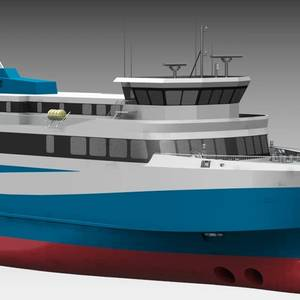 Iceland Electric Ferry Powered by ABB