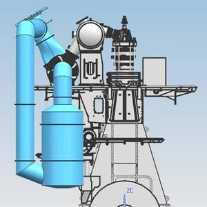 Ship Power: WinGD Debuts X-DF2.0 Technology