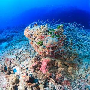 Thai Project Turns Fishing Nets into Virus Protection Gear