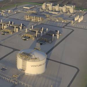 Venture Global LNG: Minimal Impact of Hurricane on LNG Construction Site