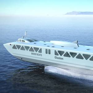 Kitsap Transit Gets Fed Funds for High-Speed, Low-Emission Ferry Project