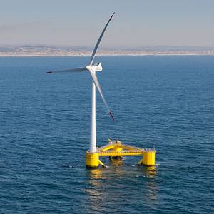 Spain Plans to Install 1-3 GW of Floating Wind Turbines by 2030