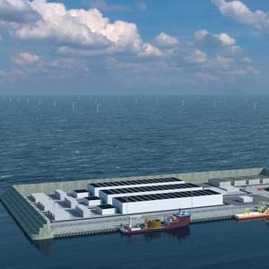 Denmark to Build Giant Wind Energy Hub In the North Sea