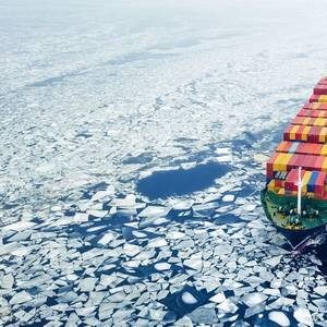 Rosatom, DP World in Arctic Container Shipping Project