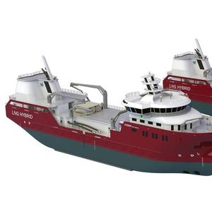 Nordlaks Orders 2nd Live Fish Carrier