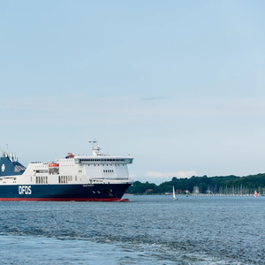 DFDS Launches New Freight Ferry Route Between Ireland and France