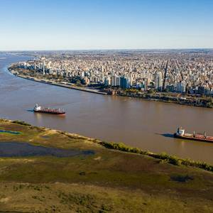 Mighty River to Muddy Trickle: South America's Parana Rings Climate Alarm