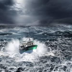 Russian Fishing Trawler Sinks in Barents Sea, 17 Feared Dead