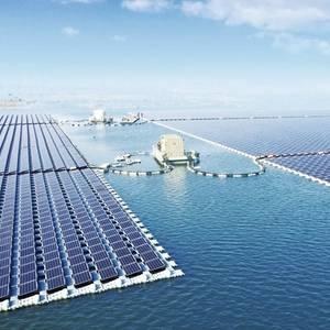 Dubai Intros Floating Solar Power Plants