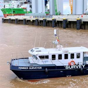 Humber Surveyor Joins Survey Fleet
