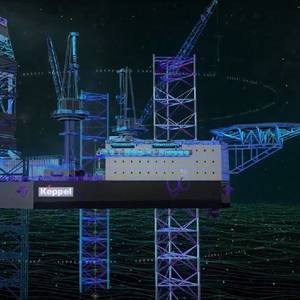 ABS, Keppel to Build Smart Rigs