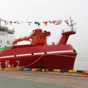 AkzoNobel to Coat Chinese Icebreaker