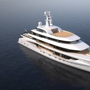 AMELS Bags Order for 78-meter Full Custom Yacht