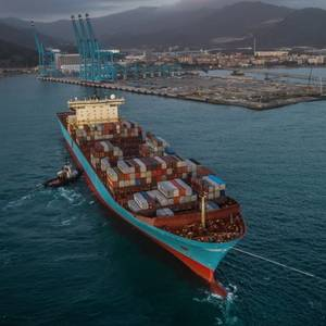 Vado Gateway Welcomes First Ship