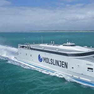 Austal Wins New Ferry Order from Molslinjen