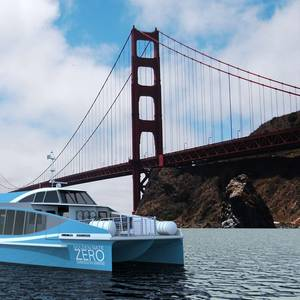 Bay Ship to Build First Hydrogen Fuel Cell Passenger Vessel