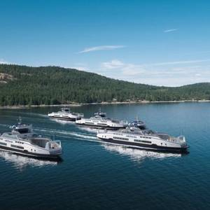 BC Ferries Orders 4 Hybrid-Electric Vessels