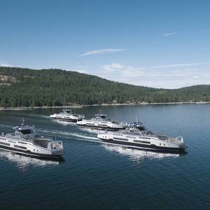 BC Ferries Chooses SCHOTTEL Propulsion