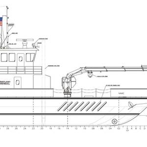 Blount to Build Icebreaking Buoy Tender for Maryland