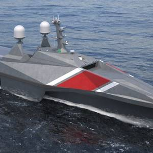 BMT Unveils Hull-form for Autonomous Operations