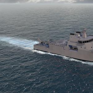 BMT Debuts VENARI-85 MCM Concept Design