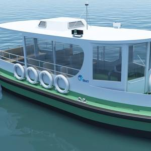 BMT Introduces New Water Taxi Designs