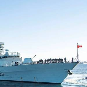 Canadian Navy Awards ELMS2 Contract to BMT