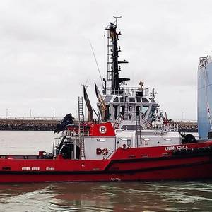 Boluda Towage Retrofits Union Koala