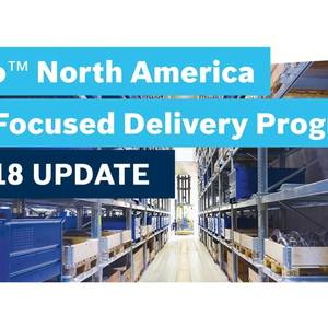 Rexroth's GoTo Focused Delivery Program Continues Growth