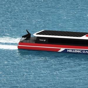 Attica Group Orders Three Ferries from Brødrene