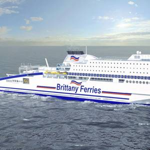 Brittany Ferries Cancels Newbuild Order