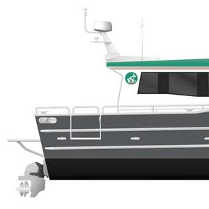 Brix Marine Building Water Taxi for QXMC