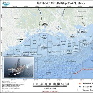 BSEE, USCG Investigating GoM Rig Fatality