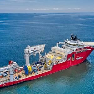 Ocean Yield Sells Connector Vessel to Jan De Nul
