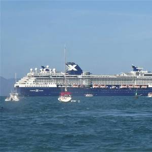 Two Guests on Royal Caribbean's Cruise Ship Test Positive for Covid-19