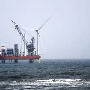 Offshore Wind: Things are Getting Bigger