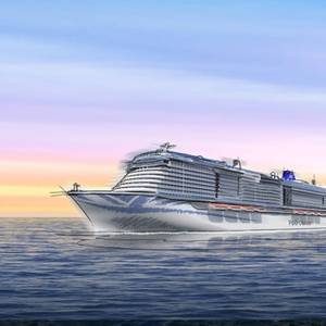 P&O Cruises Orders Second Ship at Meyer Werft