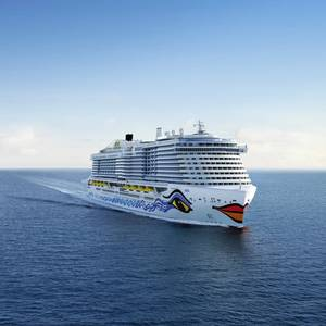Third LNG-powered Ship Ordered for AIDA Cruises