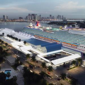 Carnival to Expand Terminal F at PortMiami